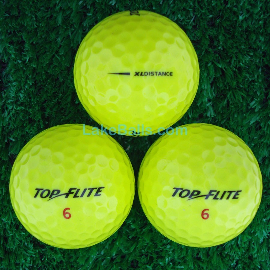 Top Flite Yellow