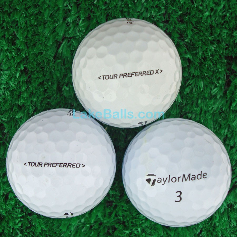 TaylorMade Tour Preferred Mix