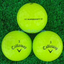 Callaway Supersoft Volt Yellow (Lime)
