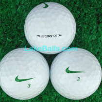 Nike 20xi X Green tick