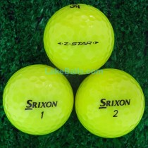 Srixon Z-Star Yellow