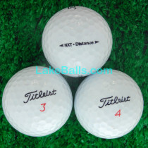 Titleist NXT DISTANCE