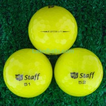 Wilson Staff Fifty Elite Yellow