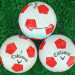Callaway Chrome Soft Truvis Red & White