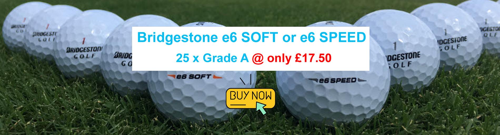 Bridgestone e6 Soft & e6 Speed