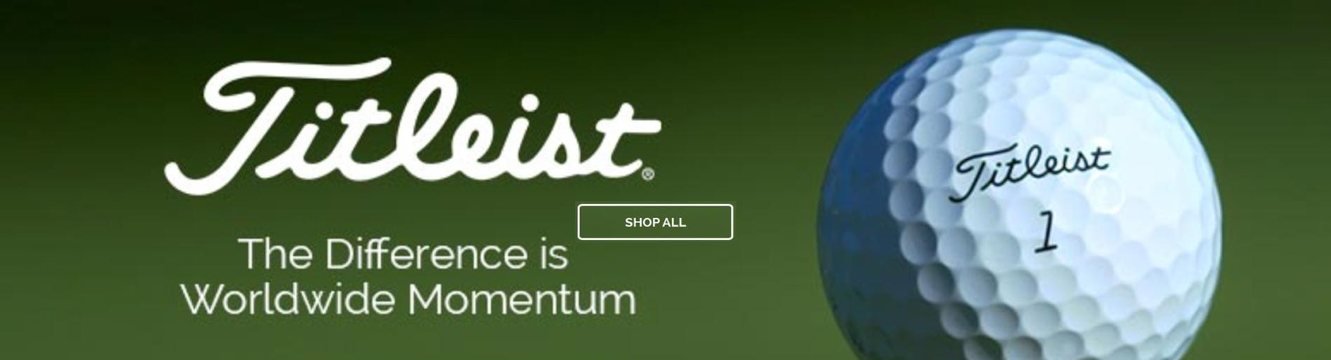 Titleist Golf Balls LakeBalls.com