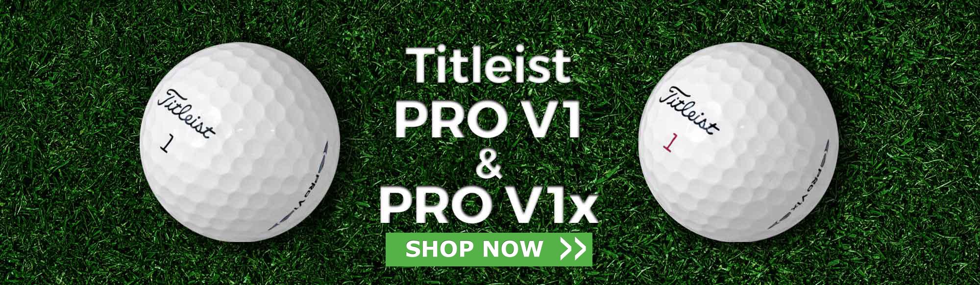Titeist PRO V1 golf balls